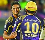 Sakib makes his mark in IPL