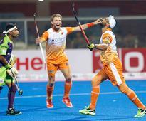 Gurjinder Singh Stars in Kalinga Lancers Win