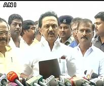DMK, Congress stage walkout from TN Assembly over 'Cash for Vote' MLA sting
