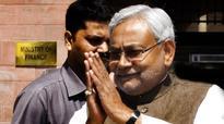 Attend RSS shakha first, BJP tells Nitish Kumar