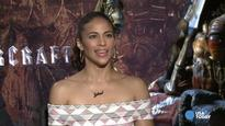 Paula Patton's Orc fangs were the key to her 'Warcraft' character