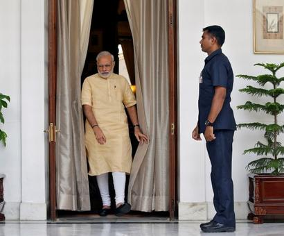 PM's address changes as RCR is now Lok Kalyan Marg