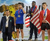 Iran's Hossein Soltani wins silver at IWF Youth World Weightlifting Championships