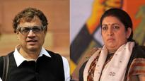Online trolling debate in RS: When Smriti Irani came to rescue of a common man after Derek O'Brien's allegations