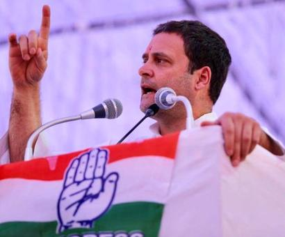 PM started 'Make in India' but every product in market is Make in China: Rahul