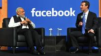 Zuckerberg invokes Modi's knack for social media in governance