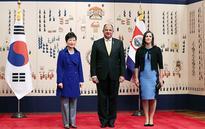 Korea progresses toward Central American FTA