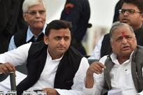 Even as Akhilesh Yadav, Shivpal tussle for power, Mulayam Singh acts coy, blasts conspirators