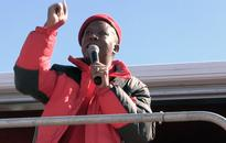 WATCH: Stop valuing T-shirts over the future of your children says Julius Malema
