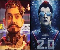 Aamir 'Secret Superstar' to clash with Rajinikanth '2.o'