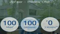 Reliance Jio: Good news as JioFiber offering 100GB free data at 100Mbps speed for three months going to launch soon