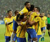 Brazil goes top; Argentina humbled at home