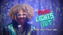 Redfoo's virtual reality video for 'Lights Out' is like 'Back to the Future,' but with EDM