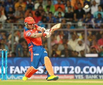 'For me T20 is just about slamming and bashing the ball'
