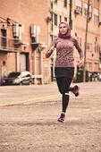 How Rahaf Khatib Became the First Hijabi Runner on the Cover of a U.S. Fitness Magazine