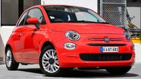 Fiat 500C Lounge manual 2016 review | road test