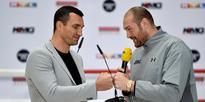 Boxing: Fury injured, Klitschko fight postponed