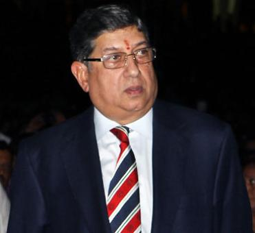 When former chief Srinivasan faced resistance in BCCI meeting