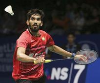 Highlights Australia Superseries, badminton scores and updates: Kidambi Srikanth to face Chen Long in the final
