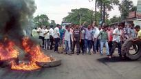 Economic blockade in Odisha's Talcher enters second day