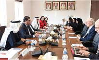 Shura Council receives UK House of Lords delegation