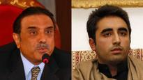Pakistan: Asif Ali Zardari, son Bilawal confirm plans to contest elections