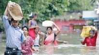 Medak: Twenty three dam workers stranded at thier worksite
