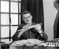 Sir Frank Whittle for US Aviation Hall of Fame