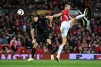 Ibrahimovic gets Man Utd moving in Europa League