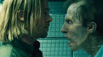 Brad Pitt, Zombie (movie) killer