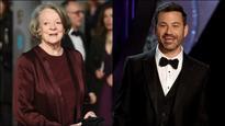 Maggie Smith has a hilarious response to Jimmy Kimmel's Emmy jokes