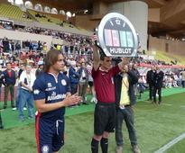 HUBLOTS at Monaco Charity Football Match
