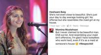 Momina Mustehsan of Afreen fame is being lauded for her response to this guy who said she isn't pretty