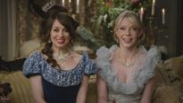 Just Like Their Another Period Characters, Riki Lindhome And Natasha Leggero Don't Like To Be Uncomfortable