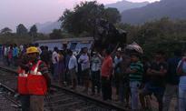 Odisha announced ex-gratia and financial assistance to the victims of Hirakhand Express derailment