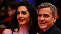 George and Amal Clooney pregnant with twins? New pics fuel those rumours again