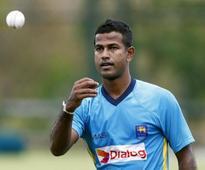 Lankan pacer Kulasekara released on bail