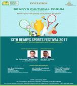 Dubai: Beary Cultural Forum to hold sports festival on Jan 27 at Ajman