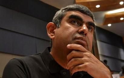 Vishal Sikka steps down as MD, CEO of Infosys