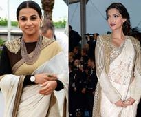 Cannes 2013 fashion report: Sonam Kapoor leads, Vidya Balan trails