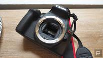 Canon's new entry-level DSLR is good enough for its target audience Cameras — 7h ago View