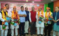 A day after Rahul Gandhi's northeast meet, 4 Congress MLAs join BJP in Manipur