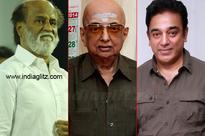 Rajinikanth and Kamal Haasan heap praises on Cho Ramaswamy