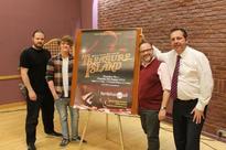 Ferneham Hall Presents Robert Louis Stevenson's Treasure Island
