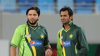Shahid Afridi, Shoaib Malik to play for ICC World XI against West Indies