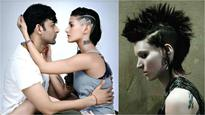 Amyra Dastur's look in 'Rajma Chawal' inspired from Rooney Mara in 'The Girl with the Dragon Tattoo'?