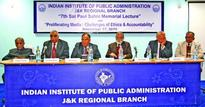 Lecture on proliferating media held