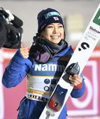 Takanashi wins ski jump World Cup season opener