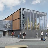 Work starts on Glasgow's Clydeside Distillery