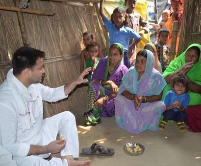 From 'decent cricketer' to deputy CM: Tejaswi Yadav's meteoric rise